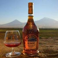 Wine - Gastronomic tour in Armenia