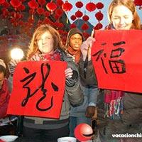 Viajes Festival del Año Nuevo China 2015 en Beijing 6 Dias