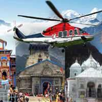 Char Dham Yatra By Helicopter Ex-Dehradun Package