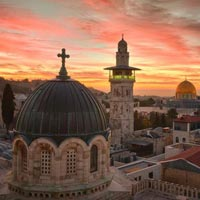 Holy Land Tours ( 8 Days - 7 Nights )