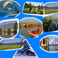 Energetic Kashmir Tour