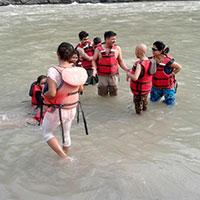 Rishikesh Rafting & Overnight Camping Package - Rishikesh - Kaudiyala- Shivpuri-Rishikesh