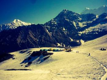 Roopkund Trekking Tour Package