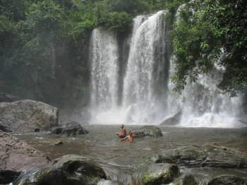 The Phnom Kulen Tour