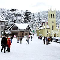 Himachal Weekend Tour Package