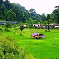 Dooars -- Buxa, Jaldapara Gorumara Package  Tour -  05 Nights and 06 Days