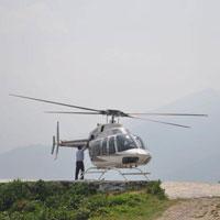Kedarnath Darshan By Helicoptor Package