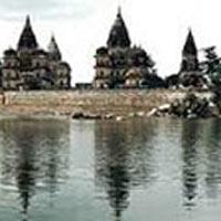 Dharsan of Orchha - Khajuraho Tour