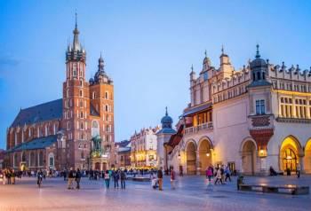 Highlights of Poland / Budget Tour / 7 Days Trip / (Ex. Delhi)