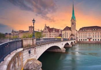 Amazing Swiss & France Tour