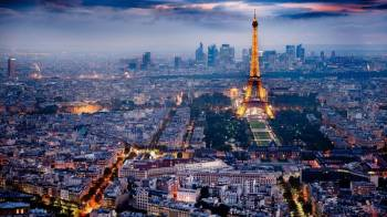 5 Nights 6 Days Paris & Amsterdam Tour Package