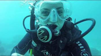 Deep Scuba Diving With Video and Photography for 01 Day Package