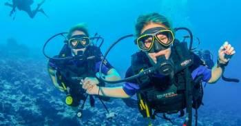 Scuba Diving Tour Package for Couple