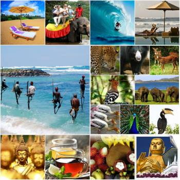 Sri Lanka 4 Nights & 5 Days Holiday