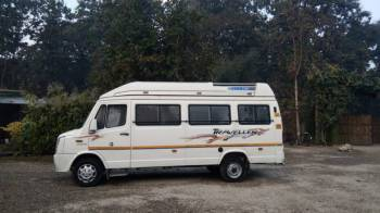 Luxury Tempo Traveller Rental Service in Delhi Tour