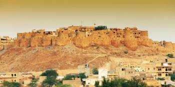 Two Nights Three Days Jaisalmer