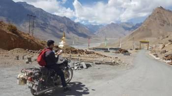 Spiti Valley Bike Trip – 9 Days Tour