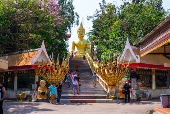 Thailand 6 Night 7 Days Tour Itinerary
