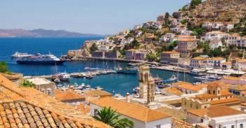 5 Days Apollo Athens Cruise to Hydra Poros Aegina Tour to Delphi Tour