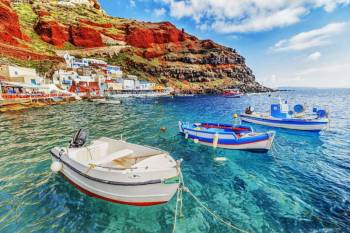 8 Days 7 Nights Greek Island Cruise Tour