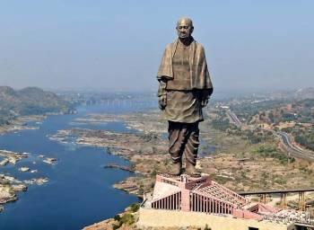 Statue of Unity and Vadodara Heritage Tour