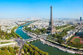 Amsterdam Paris Tour Package