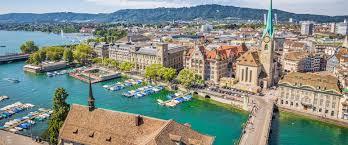 Paris Lyon Zurich Tour