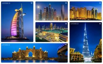 Dubai With Atlantis the Palm Tour
