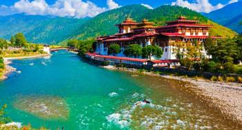 Bhutan PKJ  5Night 6Day