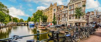 Amsterdam and Paris Tour