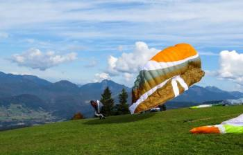 Bir-billing Camping & Paragliding Package  Duration - 1N/2D