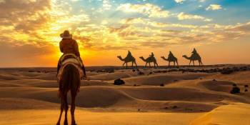 The Golden City Jaisalmer Tour Package