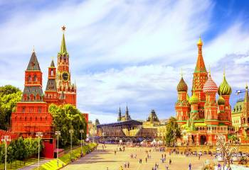 6 Days Russia Tour