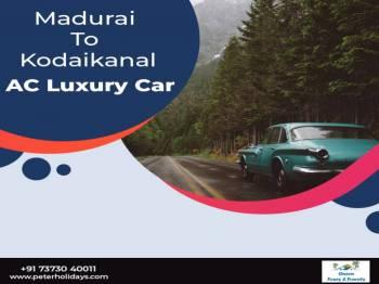 2 Nights 3 Days Madurai to Kodaikanal Tour Package