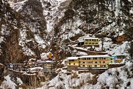 Yamnotry Dham Yatra Luxury Package