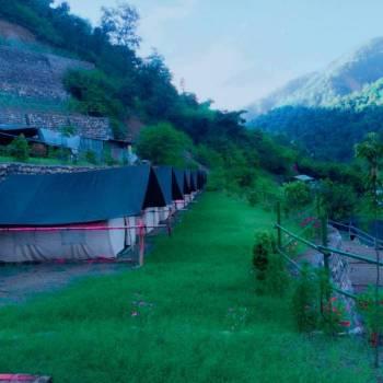 Waterplay Adventure - Rishikesh Camping
