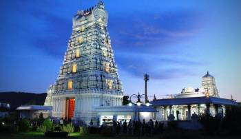 Pilgrimage Tour of Andhra Pradesh & Telangana