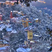 9 Night / 10  Days  Shimla Tour