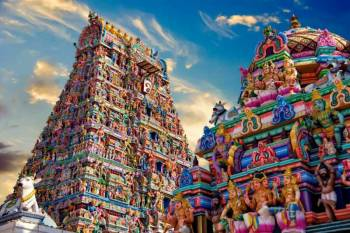 Tamilnadu Tour Package from Trichy - Chennai - Tamilnadu 5 Nights / 6 Days
