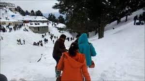 Shimla Tour Package from Trichy - Chennai - Tamilnadu 3 Nights / 4 Days
