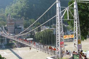 Rishikesh and Haridwar Tour Package from Trichy - Chennai - Tamilnadu 1 Nights / 2 Days