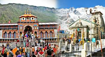 5 Night / 6 Days Do Dham Yatra Tour