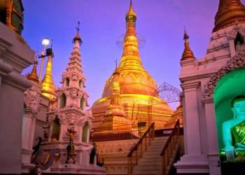Enchanting Myanmar 04 Nights / 05 Days
