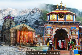 Kedarnath - Badrinath Dham Budget Plan