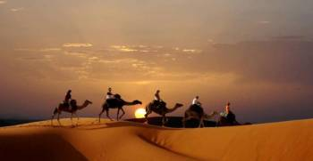 5 Days Desert Tour from Casablanca to Marrakech