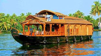 Alleppey Boat House 1N/2D Tour