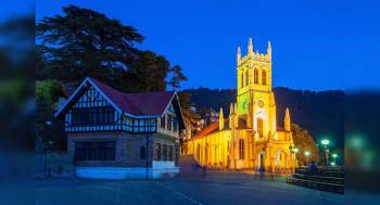 2 Nights 3 Days Shimla Tour Package