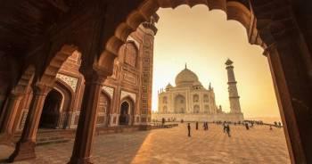 Sunrise Taj Mahal Day Tour from Banglore