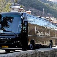 Delhi - Manali - Volvo Package