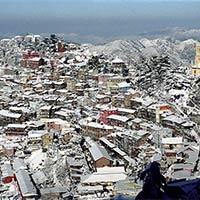 Shimla - Kufri - Fagu - Narkanda Tour